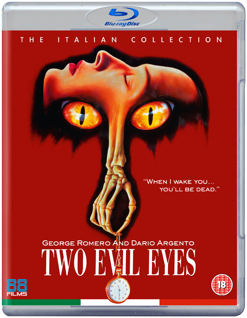 Two Evil Eyes - The Italian Collection 43