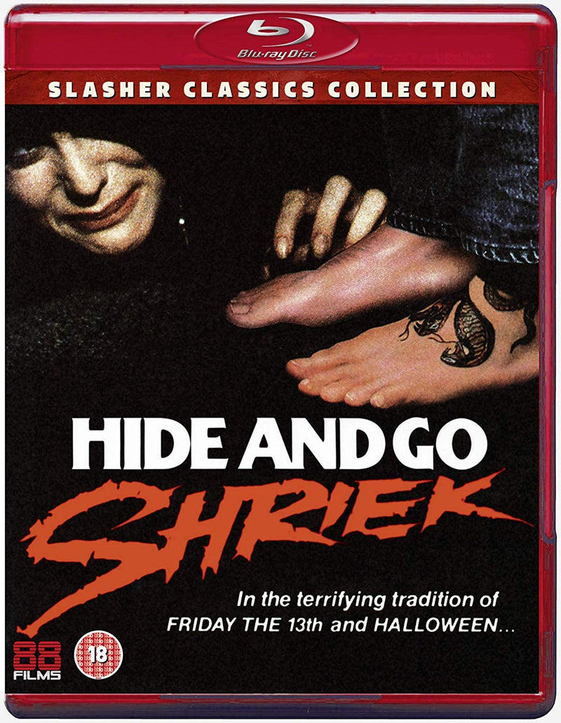 Hide and Go Shriek - Slasher Classic Collection 26 (Blu-ray only)