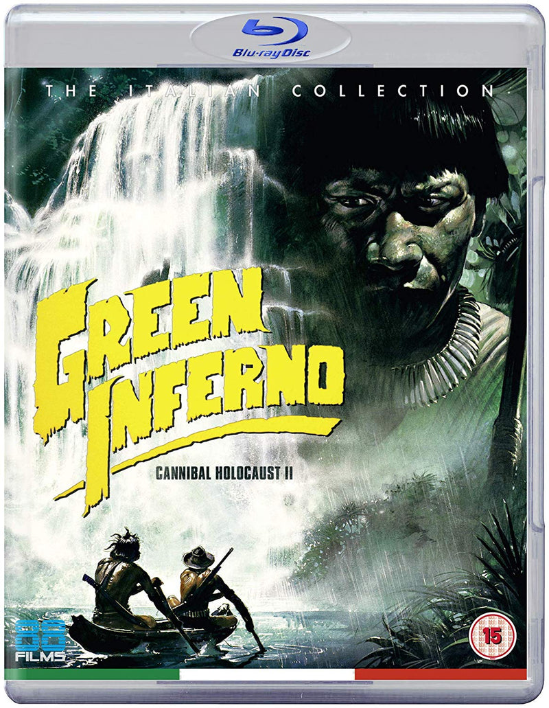 Green Inferno AKA Cannibal Holocaust 2 - The Italian Collection 49