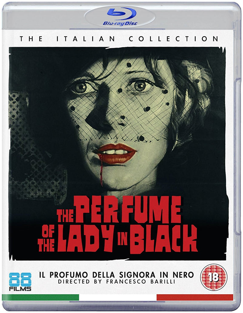 The Perfume of the Lady in Black - The Italian Collection 30