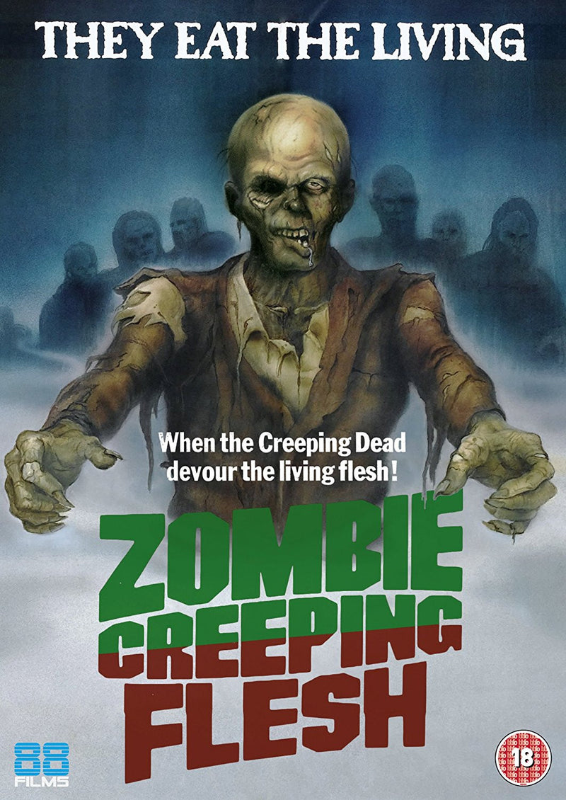 Zombie Creeping Flesh (DVD)