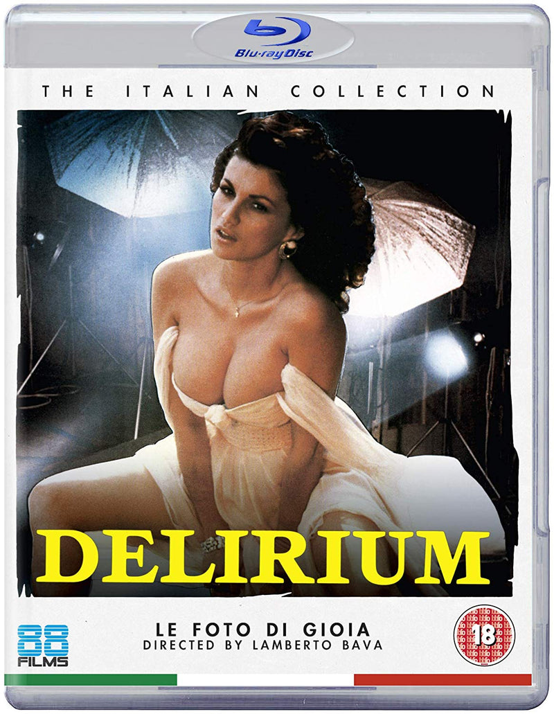 Delirium - The Italian Collection 29 (Blu-ray)