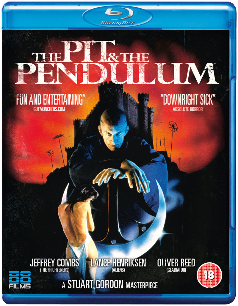 The Pit and the Pendulum (Blu-ray)