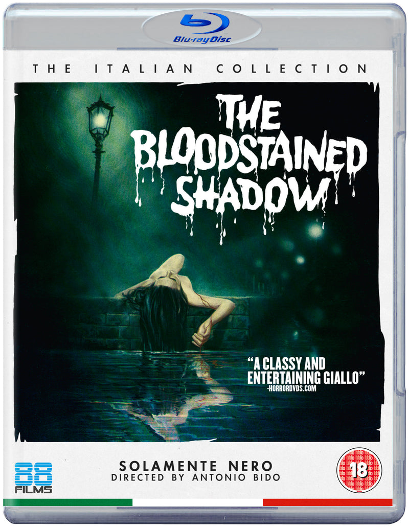 The Bloodstained Shadow (Blu-ray) - The Italian Collection 02