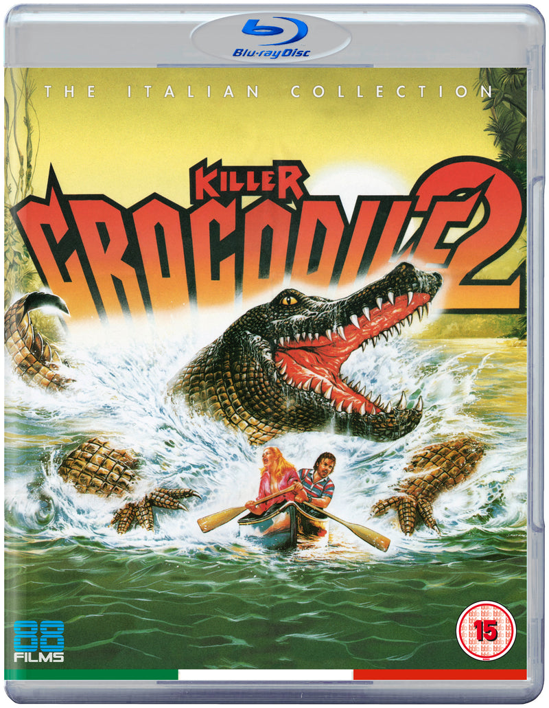 Killer Crocodile 2 - The Italian Collection 51