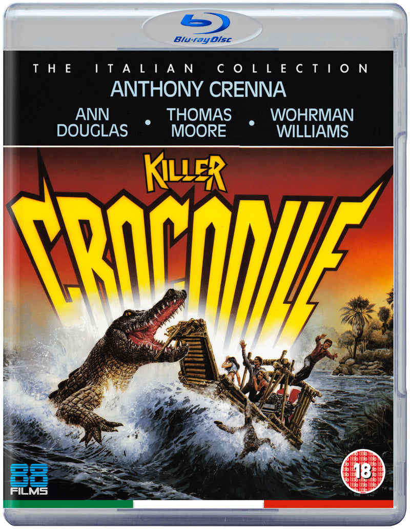 Killer Crocodile - The Italian Collection 50