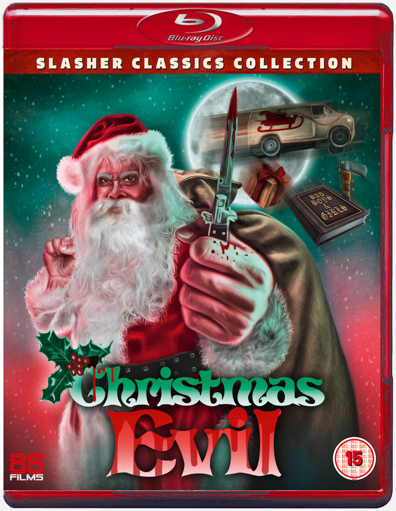 Christmas Evil - Slasher Classics Collection 42
