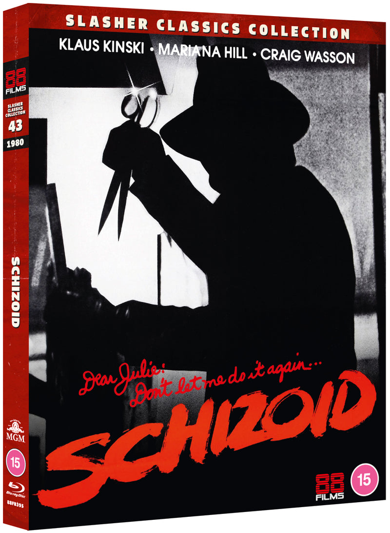 Schizoid - Slasher Classics Collection 43