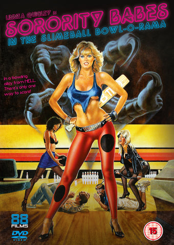 Sorority Babes in the Slimeball Bowl-o-Rama (DVD)
