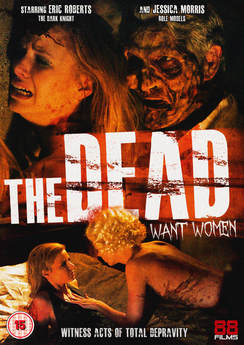 The Dead Want Women (DVD)