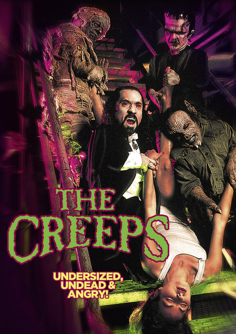 The Creeps (DVD)