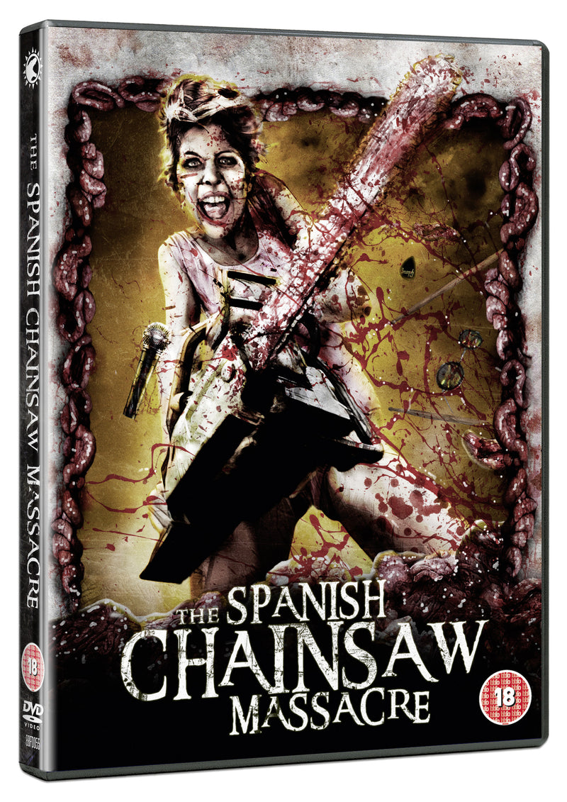 The Spanish Chainsaw Massacre (DVD)