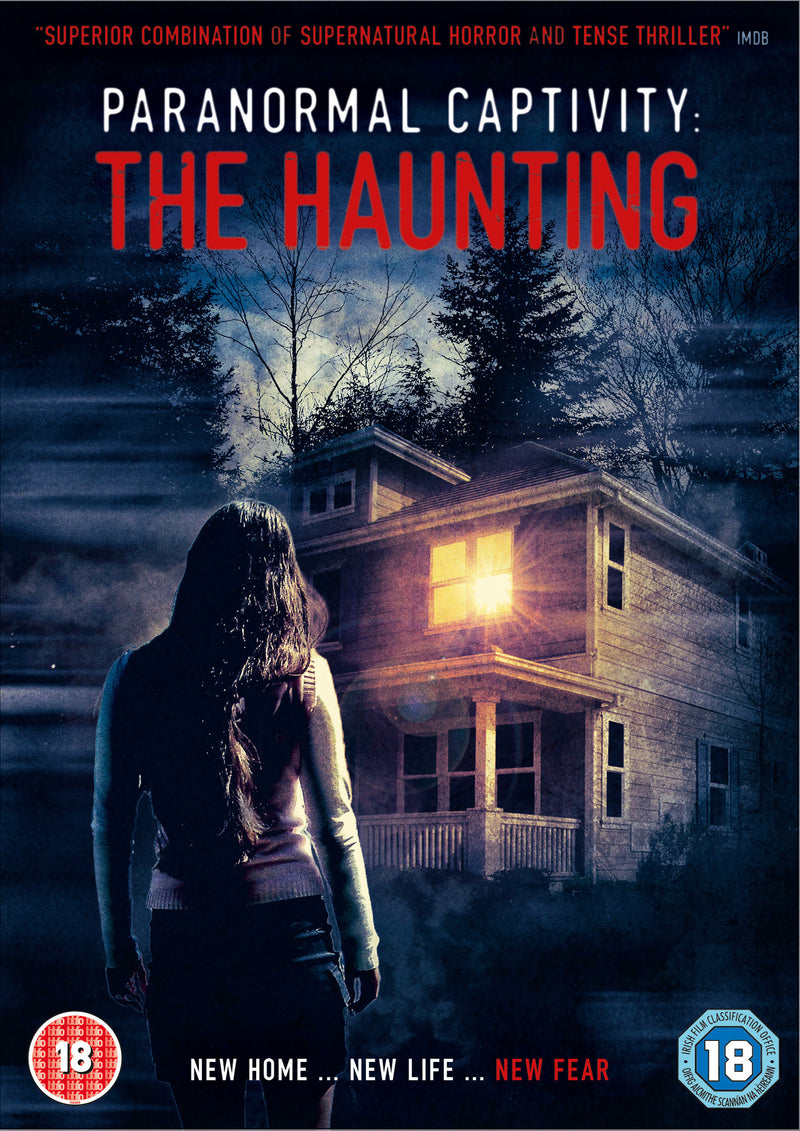 Paranormal Captivity: The Haunting (DVD)