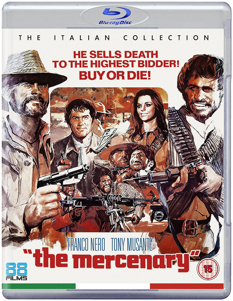The Mercenary - The Italian Collection 40