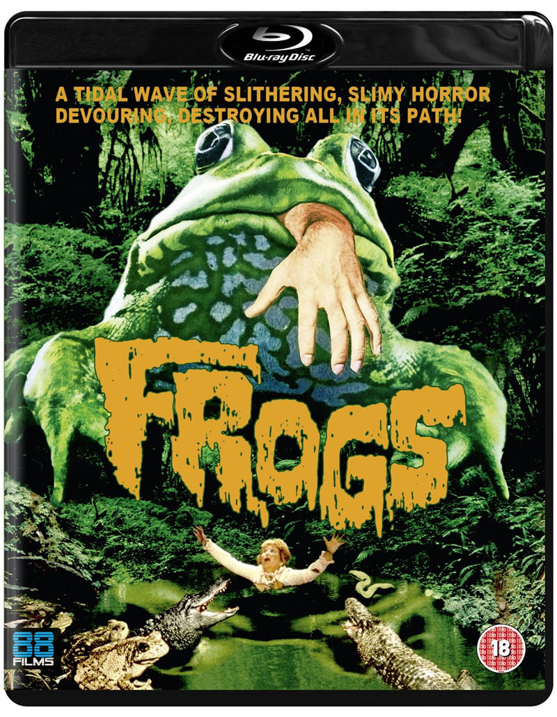 Frogs (Blu-ray)