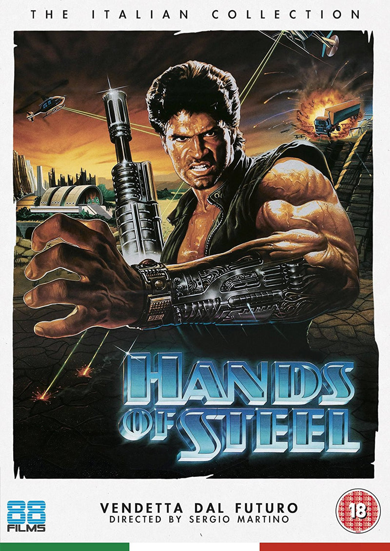 Hands of Steel (DVD) - The Italian Collection 18
