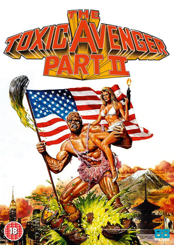 The Toxic Avenger 2 (DVD)