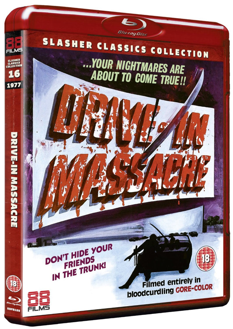 Drive-In Massacre (Blu-ray) - Slasher Classic Collection 20
