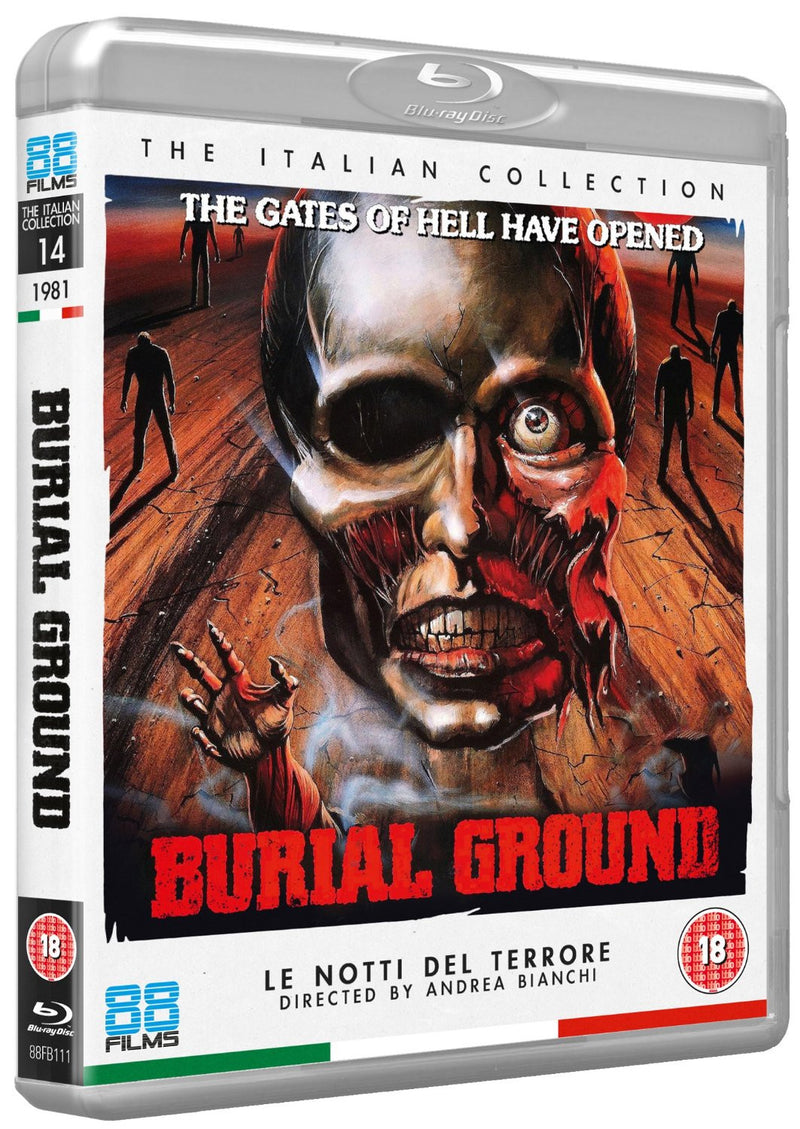 Burial Ground (Blu-ray) - The Italian Collection 14
