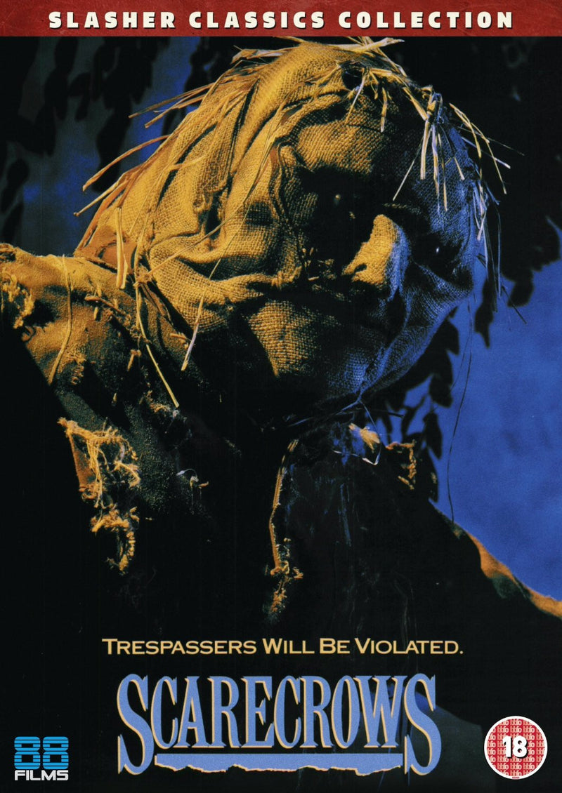 Scarecrows (DVD) - Slasher Classic Collection 16