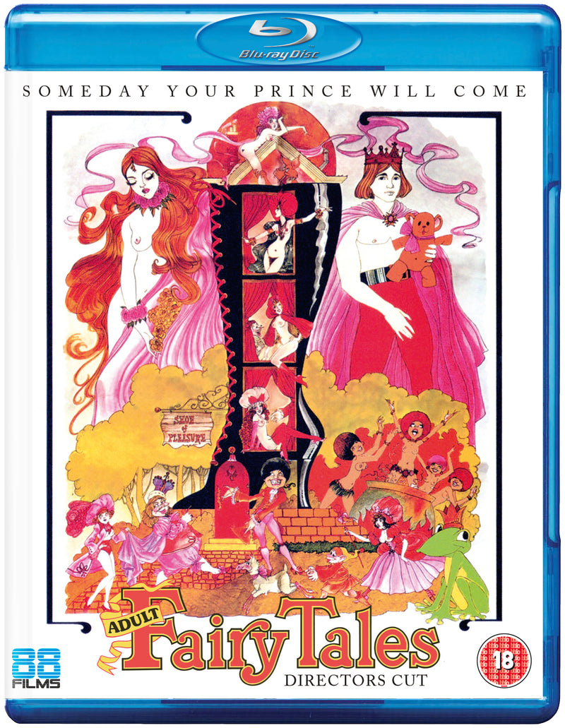 Adult Fairy Tales (Blu-ray)