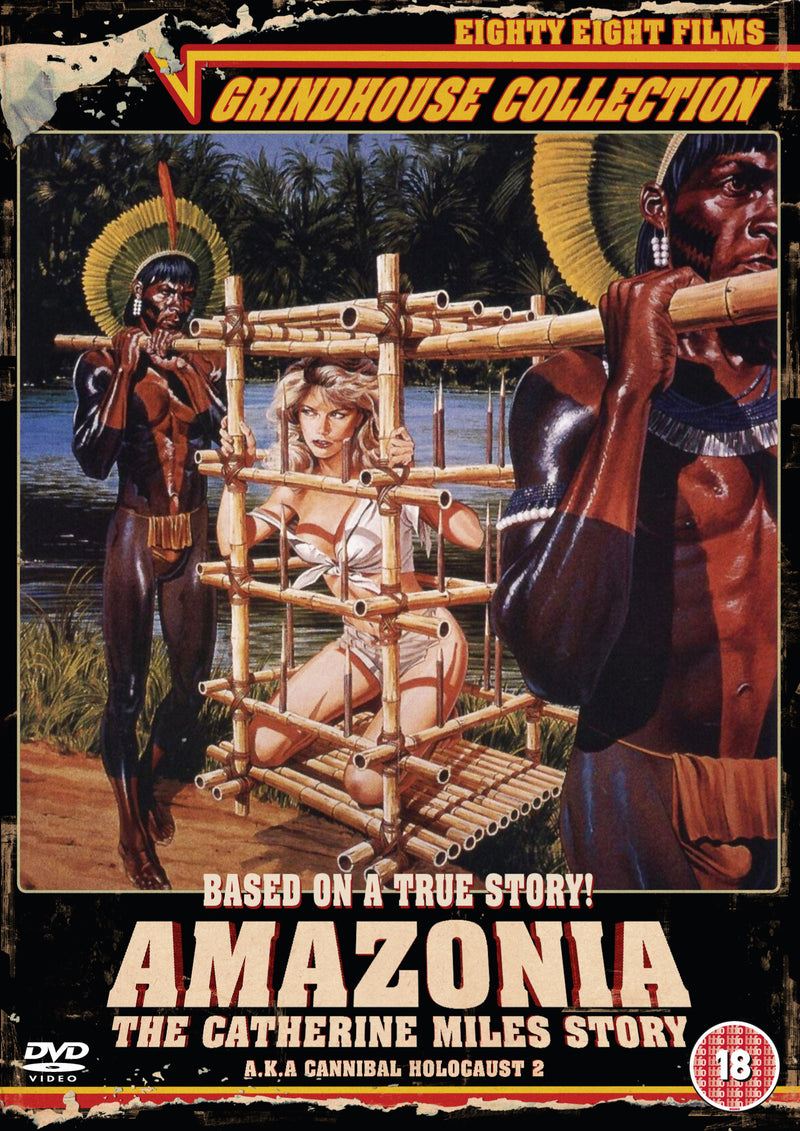 Amazonia - The Catherine Miles Story (DVD)