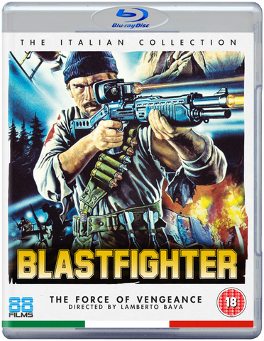 Blastfighter (Blu-ray) - The Italian Collection 04
