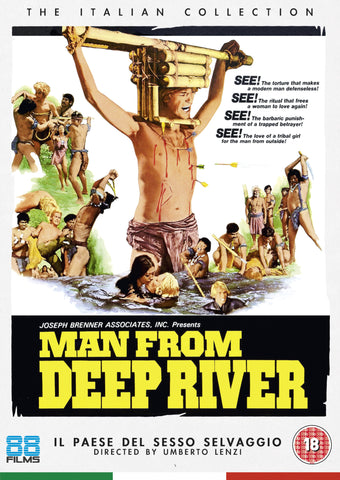 The Man From Deep River (DVD)