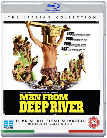 The Man From Deep River (Blu-ray) - The Italian Collection 12
