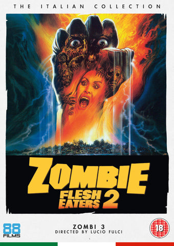 Zombie Flesh Eaters 2 (DVD)