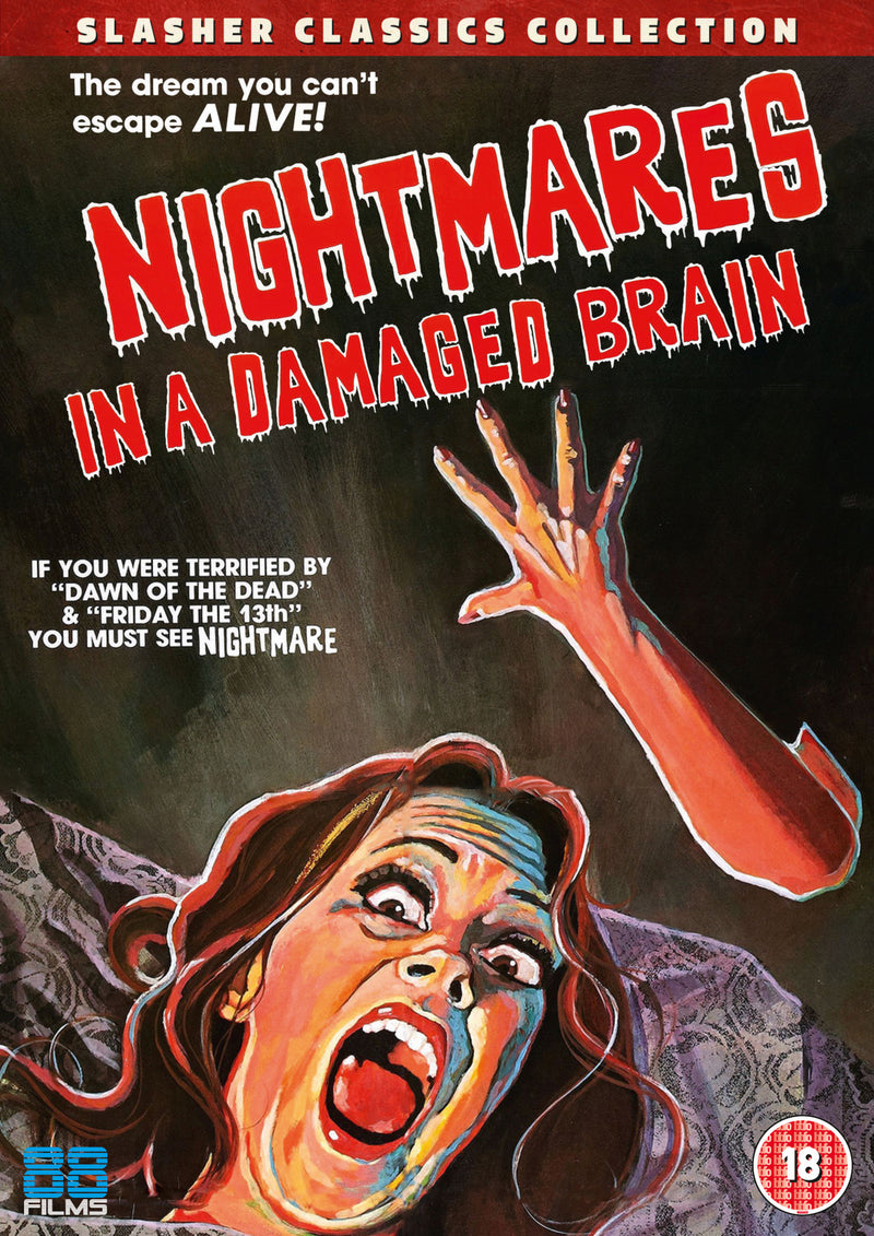 Nightmares in a Damaged Brain (DVD)