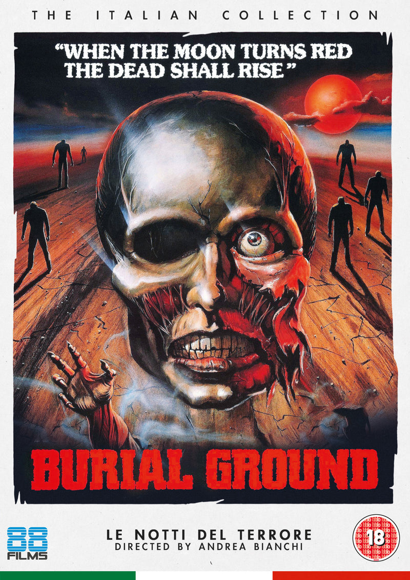 Burial Ground (DVD)
