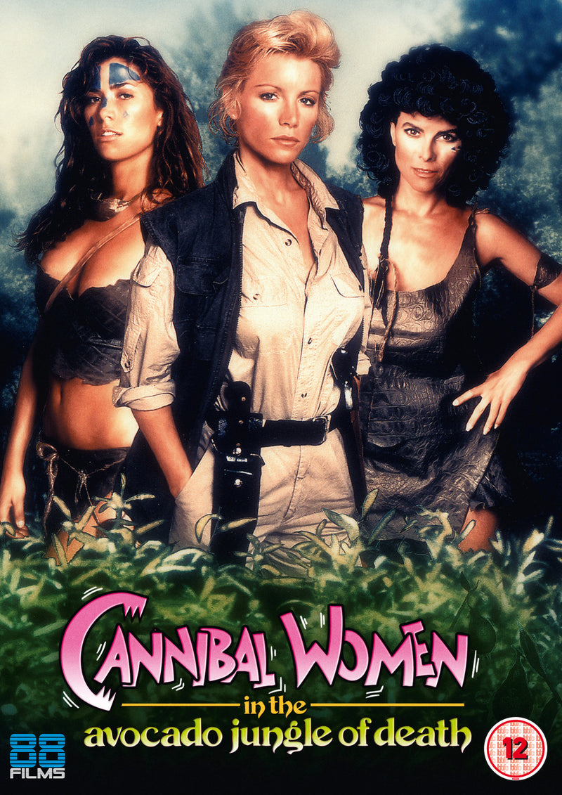 Cannibal Women in the Avocado Jungle of Death (Remastered) (DVD)