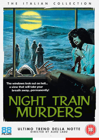 Night Train Murders (DVD) - The Italian Collection 01