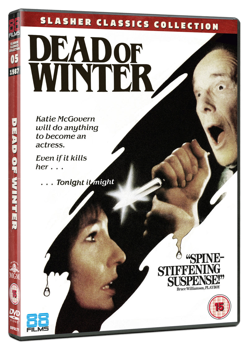 Dead of Winter (DVD) - Slasher Classic Collection 5