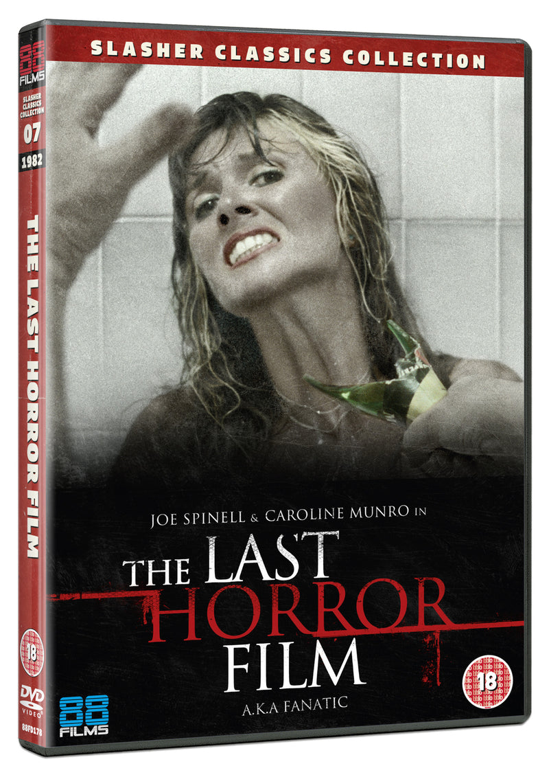 The Last Horror Film (DVD) Slasher Classics 7
