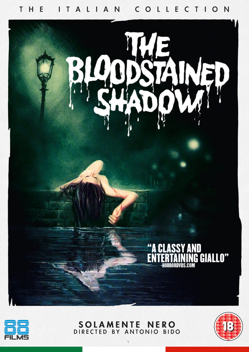 The Bloodstained Shadow (DVD) - The Italian Collection 02