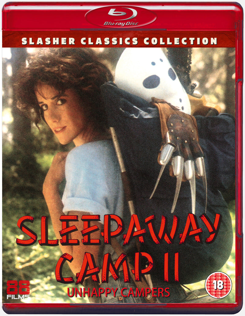 Sleepaway Camp 2 - Unhappy Campers (Blu-ray) - Slasher Classic Collection 17