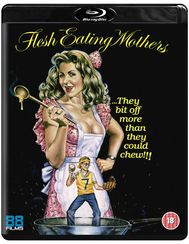 Flesh Eating Mother's (Blu-ray)