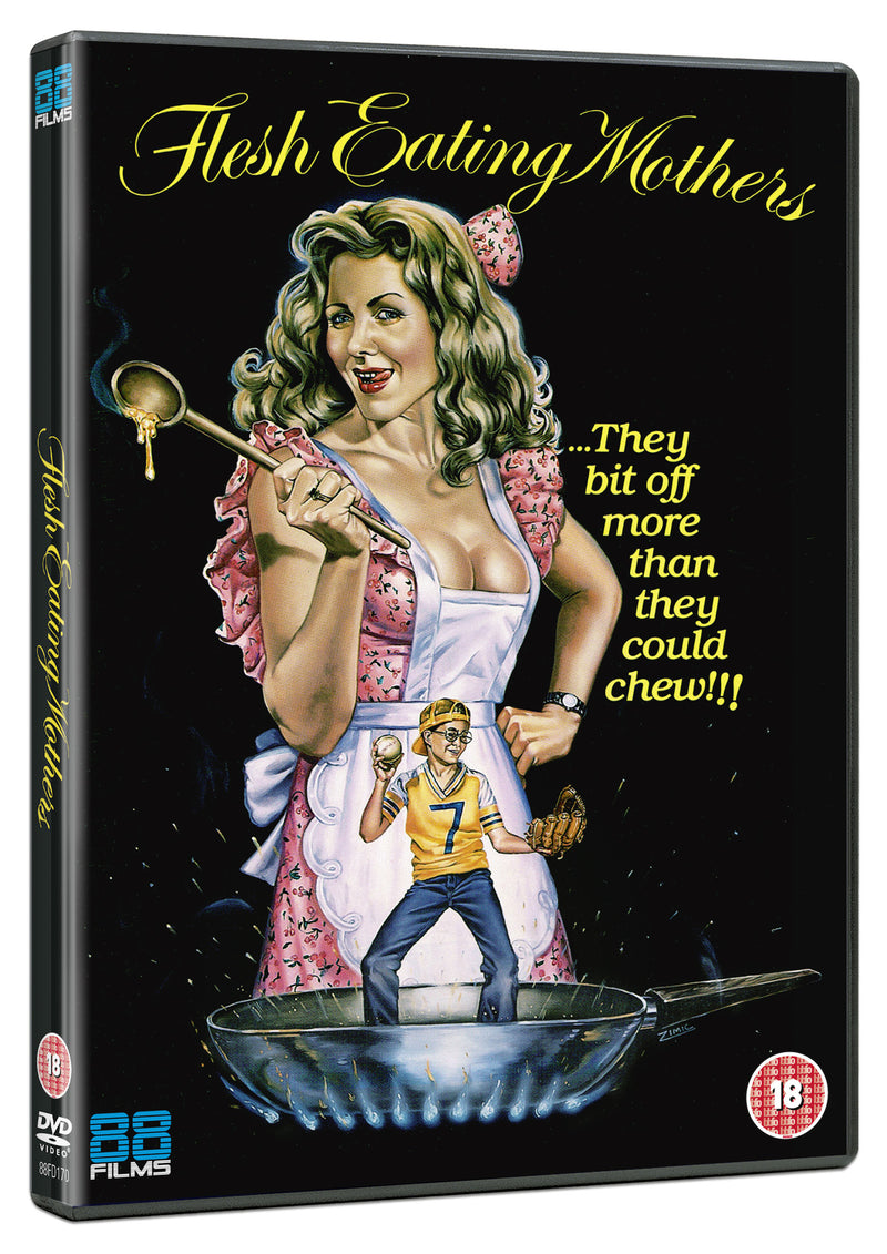 Flesh Eating Mother's (DVD)