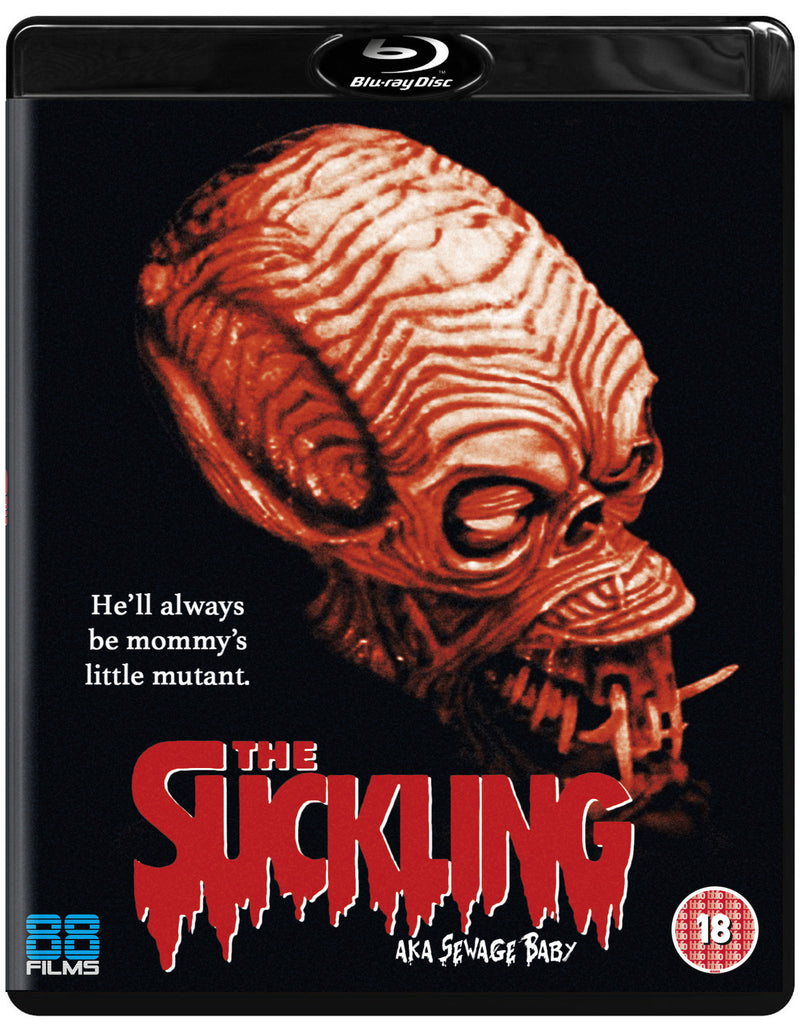 The Suckling AKA Sewage Baby (Blu-ray)