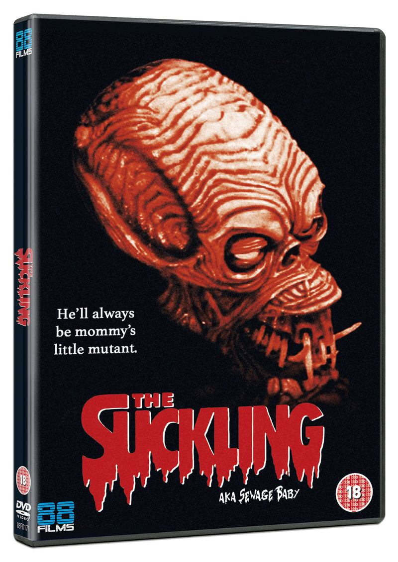 The Suckling AKA Sewage Baby (DVD)