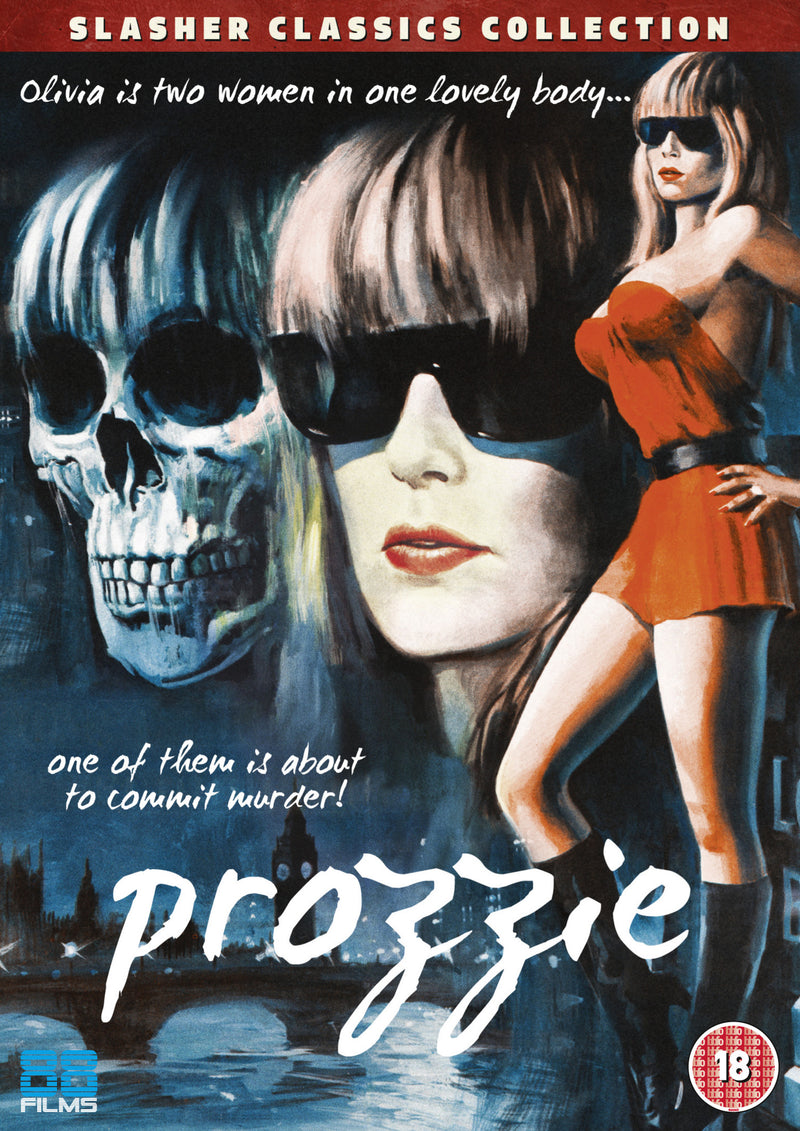 Prozzie (DVD) - Slasher Classics Collection 21