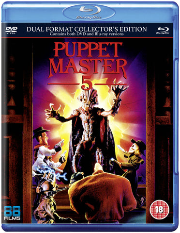 Puppet Master 5 (Dual Format Blu-ray & DVD)