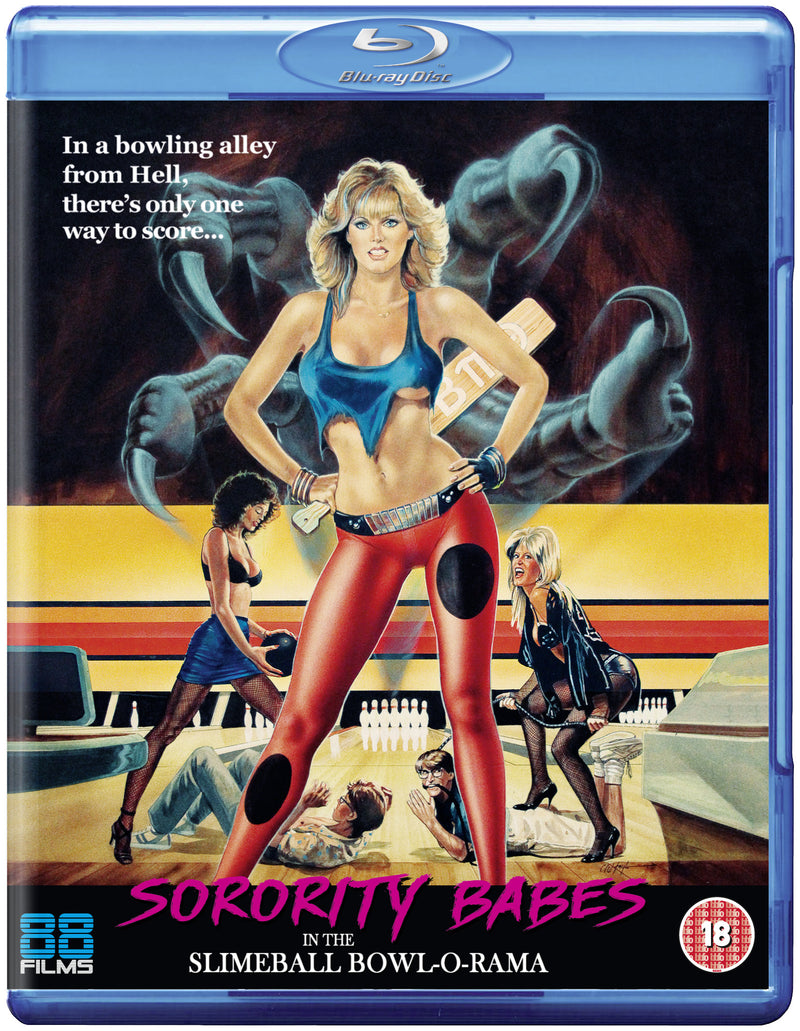 Sorority Babes in the Slimeball Bowl-o-Rama (Blu-ray)