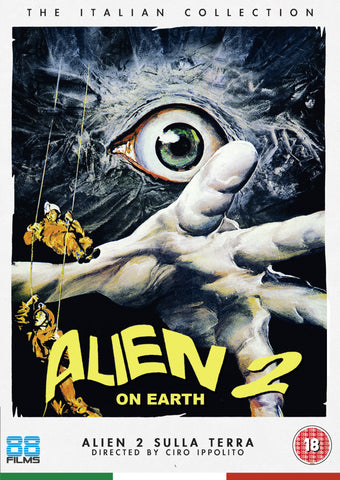 Alien 2: On Earth (DVD) - The Italian Collection 15