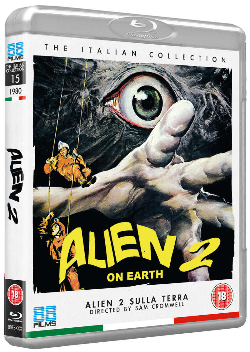 Alien 2: On Earth (Blu-ray) - The Italian Collection 15