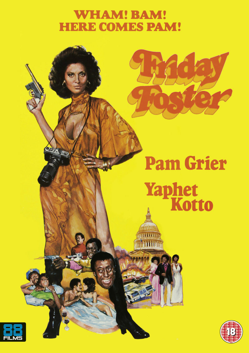 Friday Foster (DVD)