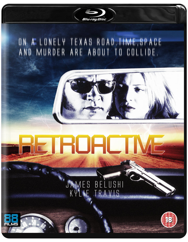 Retroactive (Blu-ray)