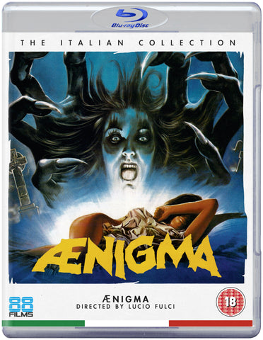 Aenigma (Blu-ray) - The Italian Collection 23